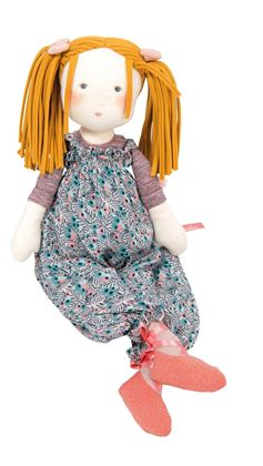 Picture of Moulin Roty Les Rosalies Violette Rag Doll
