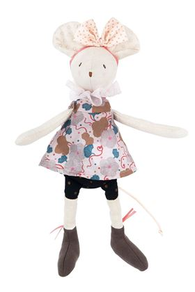 Picture of Moulin Roty il etait une fois 'Lala' Mouse Doll