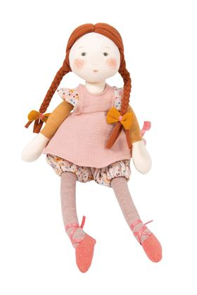 Picture of Moulin Roty Les Rosalies Fleur Rag Doll