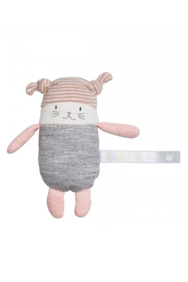 Picture of Moulin Roty Les Petits Dodos Moon The Cat  Rattle