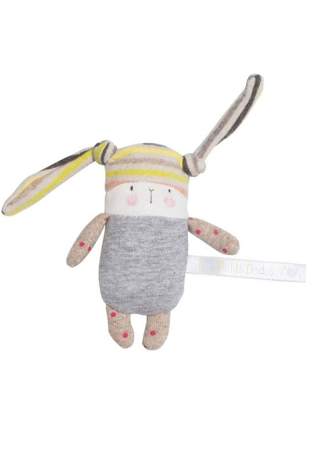 Picture of Moulin Roty Les Petits Dodos Nin Nin Baby Rattle