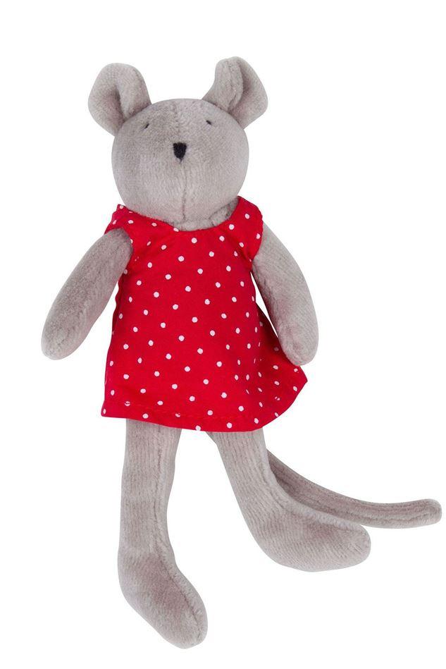 Picture of Moulin Roty La Grande Famille - mini  Nini the Mouse
