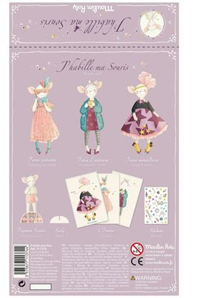 Picture of Copy of Moulin Roty 'Once Upon A Time' Dress Up Mouse