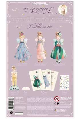 Picture of Moulin Roty 'Once Upon A Time' Dress Up Fairy