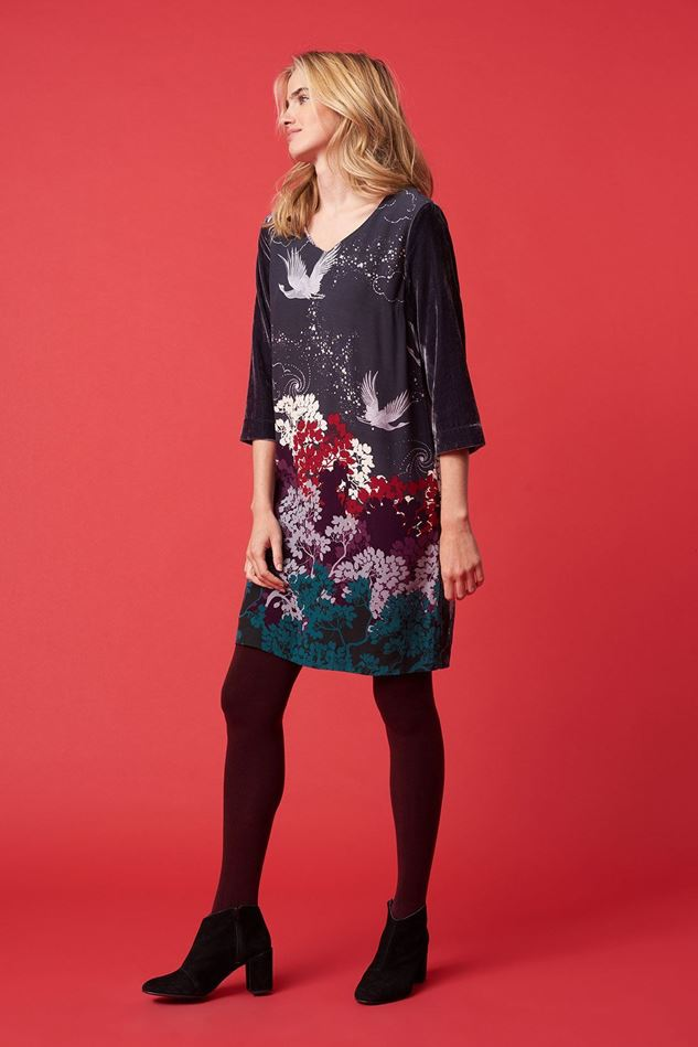 Picture of White Stuff Constellation Dress