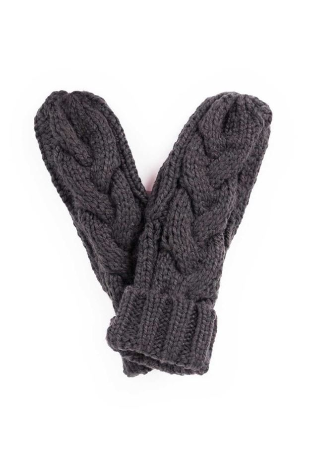 Picture of Powder Charlotte Mittens