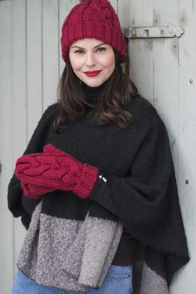 Picture of Powder Jess Poncho