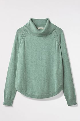 Picture of White Stuff Shore Curve Hem Jumper