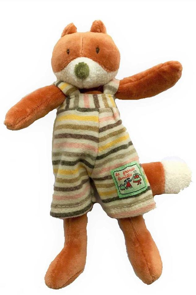 Picture of Moulin Roty La Grande Famille Tiny Gaspard the Fox