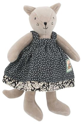 Picture of Moulin Roty La Grande Famille - Tiny Agathe the Cat