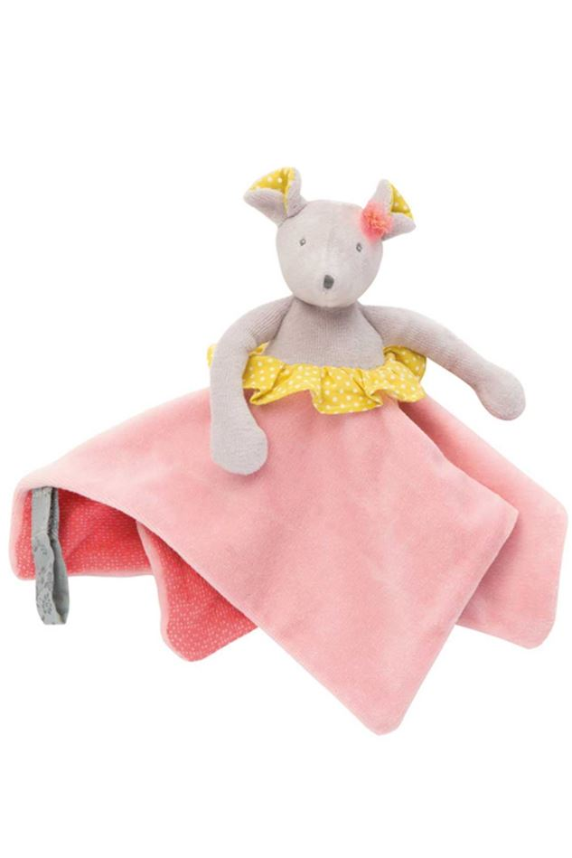 Picture of Moulin Roty Mademoiselle  et Ribambelle Mouse Comforter