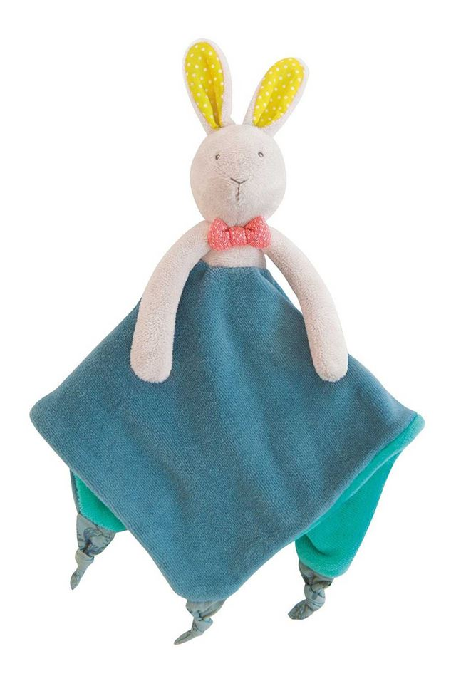 Picture of Moulin Roty Mademoiselle et Ribambelle Rabbit Comforter