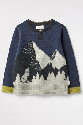 Picture of White Stuff Kids Adventure Jumper