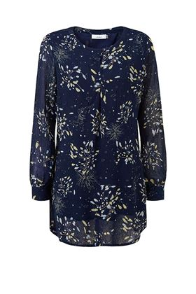 Picture of Adini Dusk Tunic Twilight Print