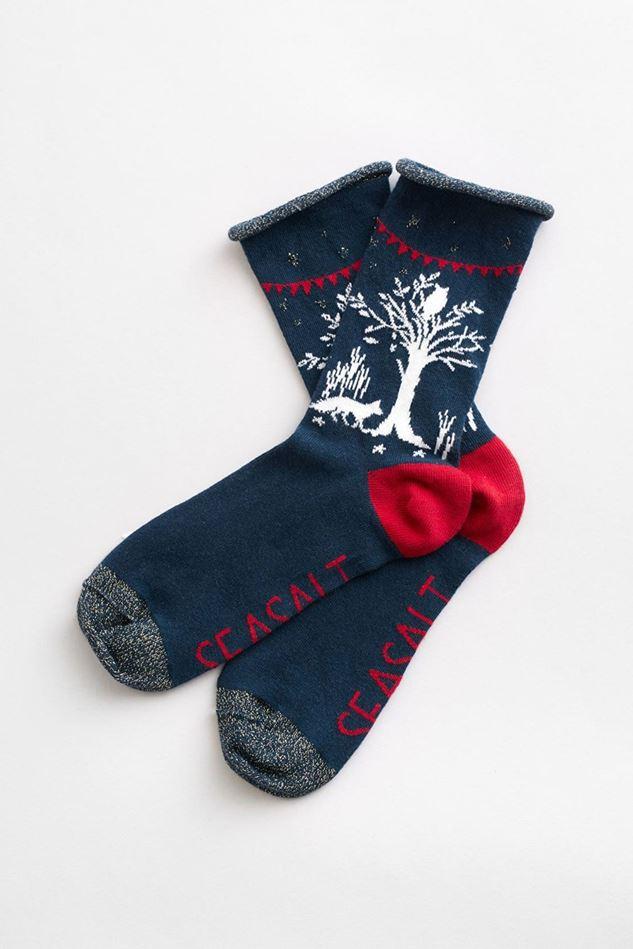 Picture of Seasalt Festive Feet Socks