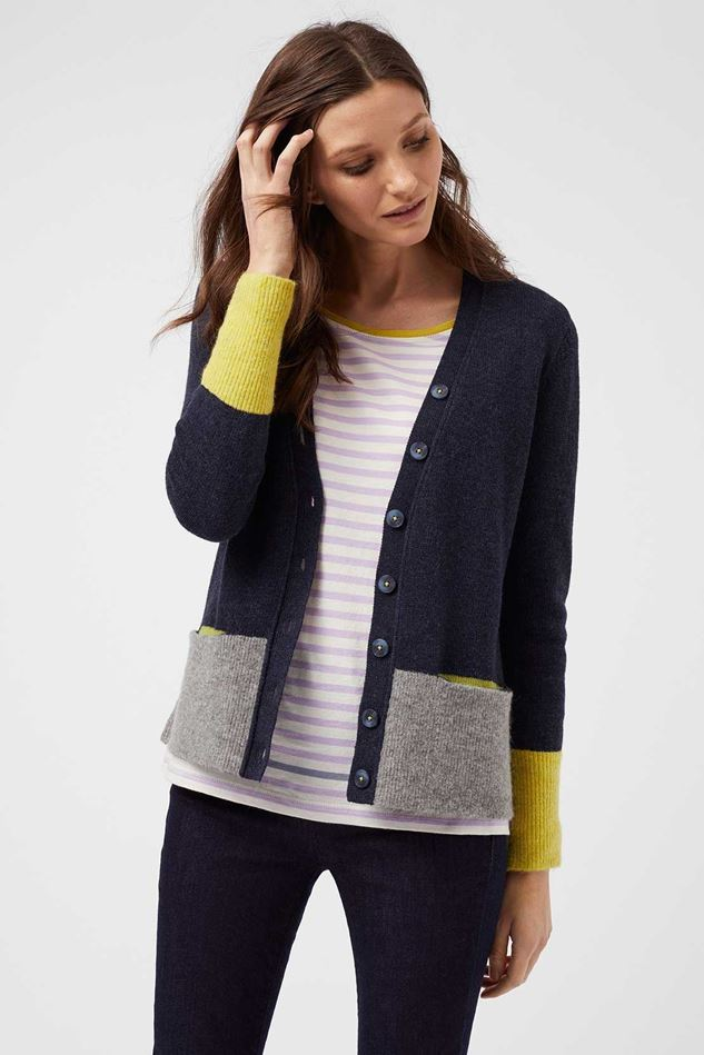 Picture of White Stuff Scandi Colourblock Cardi