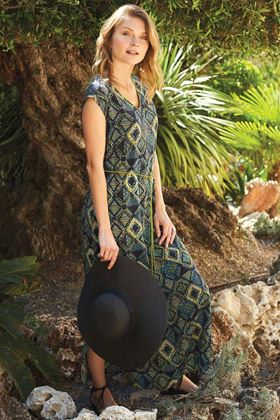 Picture of Nomads Split Side Maxi Dress