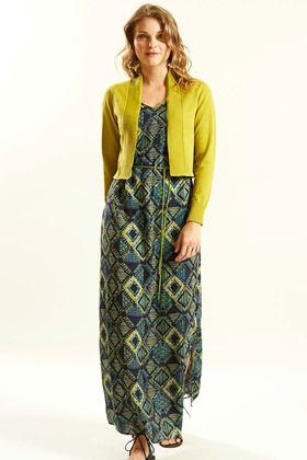 Picture of Nomads Split Side Maxi Dress