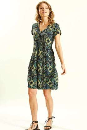 Picture of Nomads Printed Tunic Dress