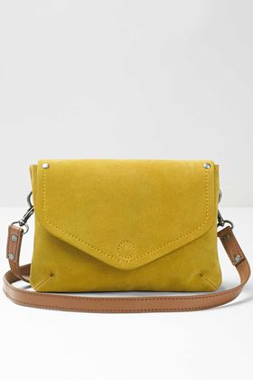 Picture of White Stuff Josie Suede Crossbody Bag