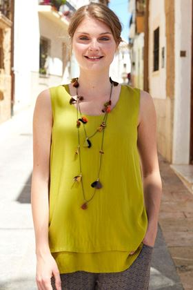 Picture of Nomads Double Layered Sleeveless Top