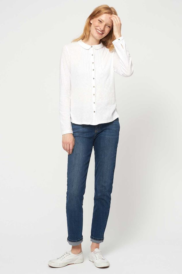Picture of White Stuff Marigold Dream Jersey Shirt