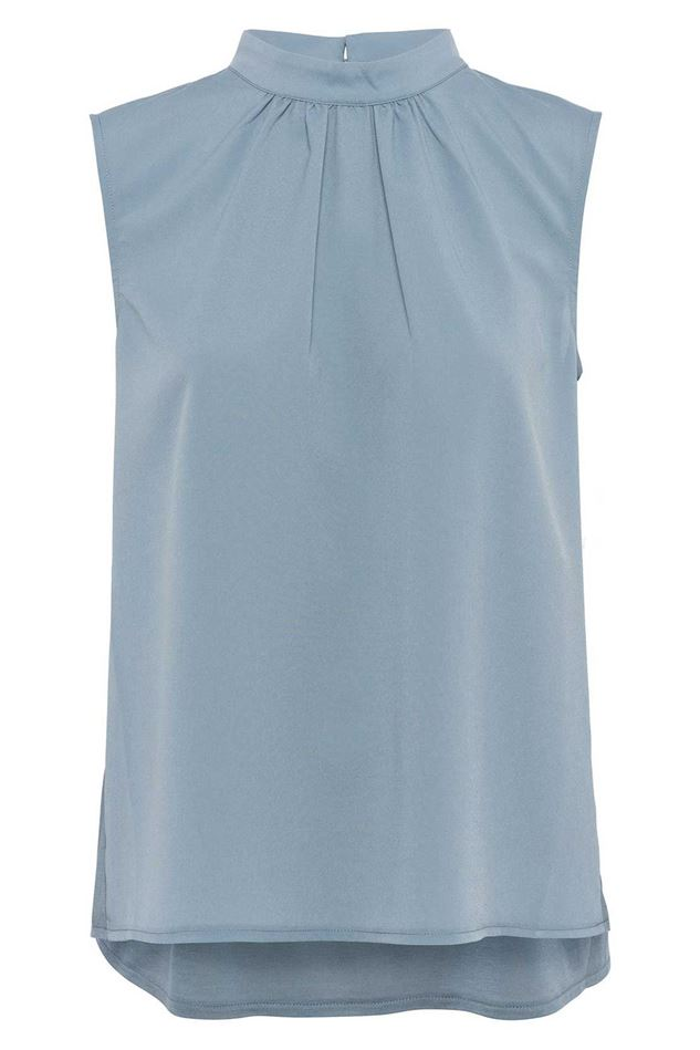 Picture of French Connection Crepe Sleeveless Top