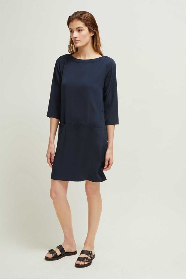 Picture of Great Plains Louis Crepe Slash Neck Dress