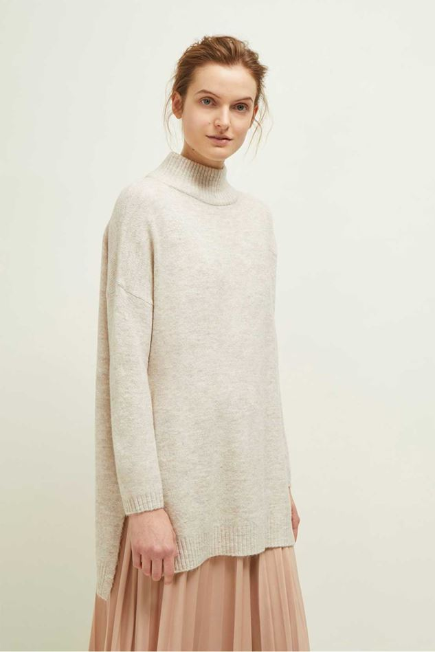 Picture of Great Plains Savanna Knit High Neck Jumper