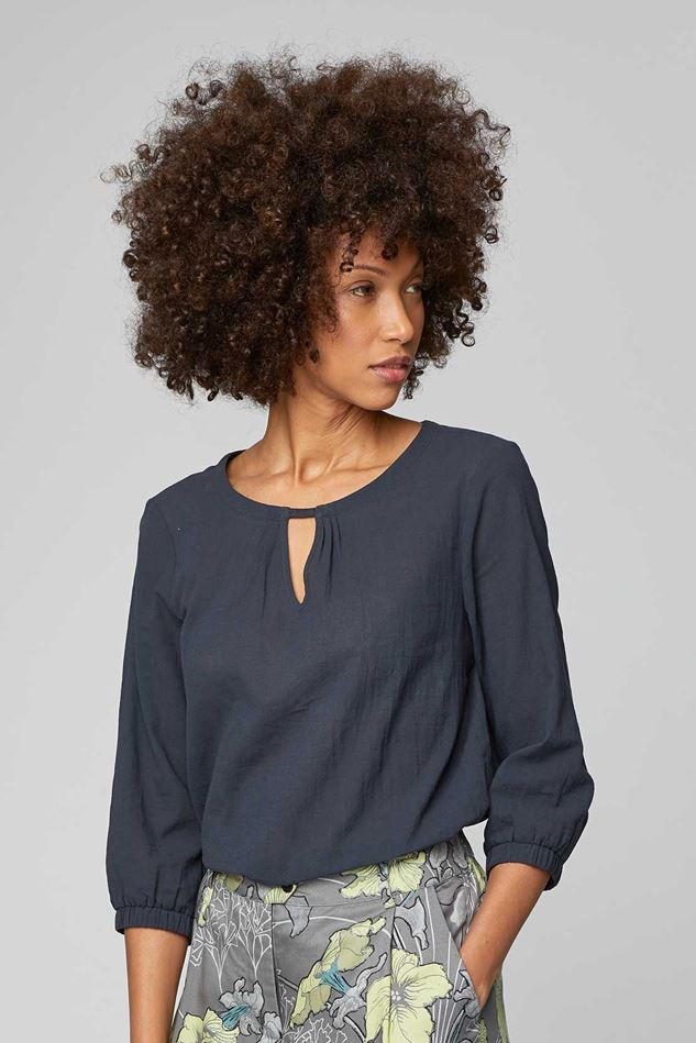 Picture of Thought Eileen Blouse Organic Cotton Top