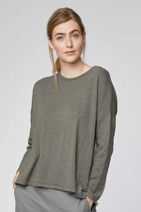 Picture of Thought Isobel Organic Cotton Jumper Top