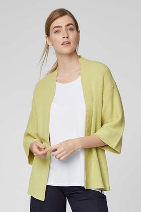 Picture of Thought Julia Organic Cotton Short Knit Cardigan