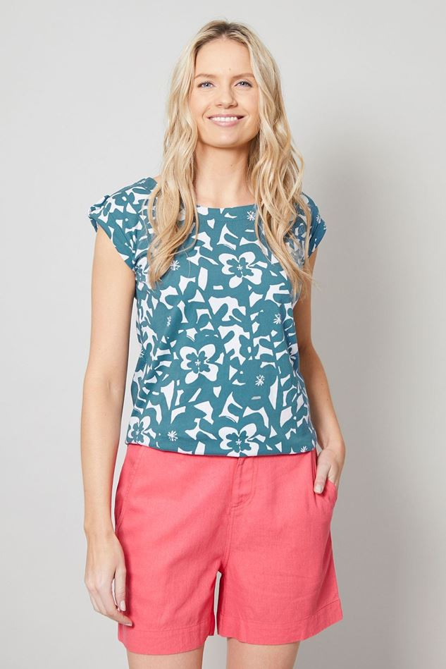 Picture of Lily and Me Surf Side Tee