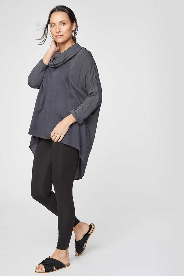 Picture of Thought Raina Roll Neck Top