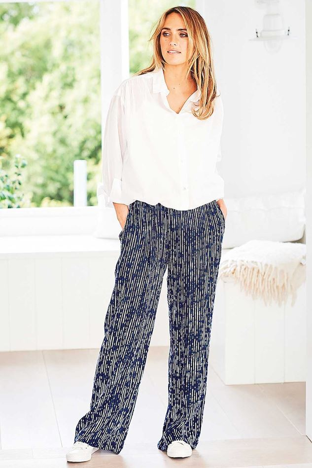 Picture of Adini Paloma Promenade Stripe Trouser