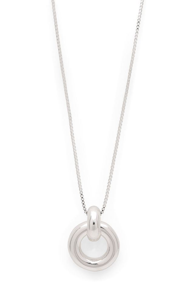 Picture of Pilgrim Aya Silver Plated Necklace