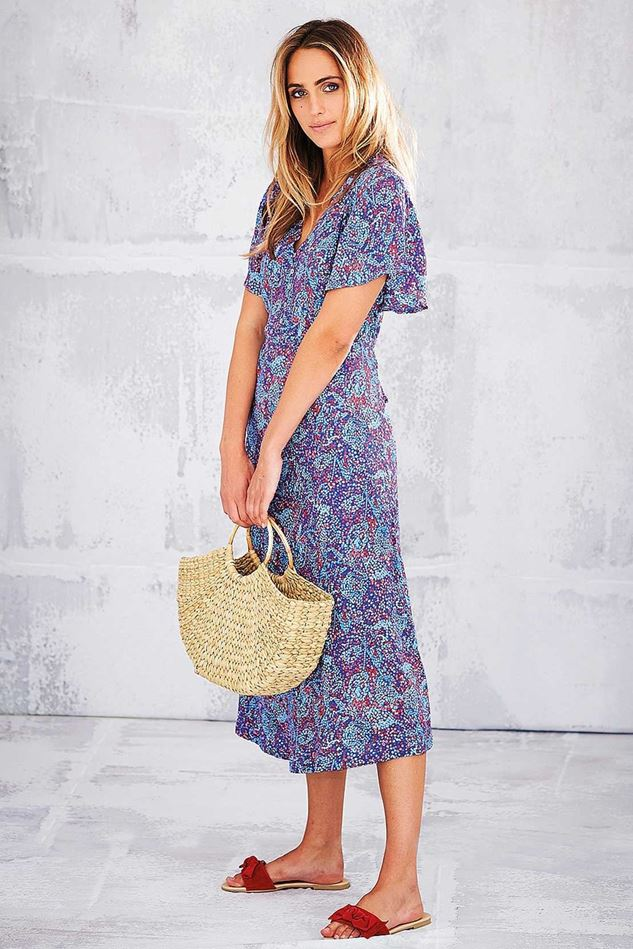 Picture of Adini Cora Print Dress