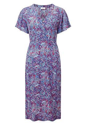 Picture of Adini Cora Print Dress