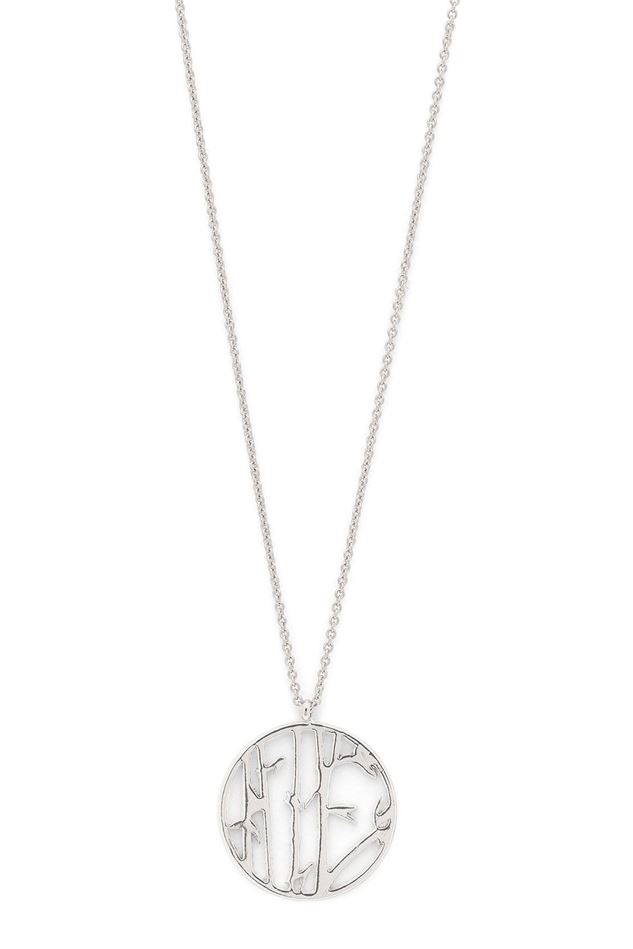 Picture of Pilgrim Kiwa Silver Plated Necklace