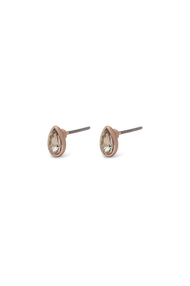 Picture of Pilgrim Etsu Rose Gold Plated  Studs