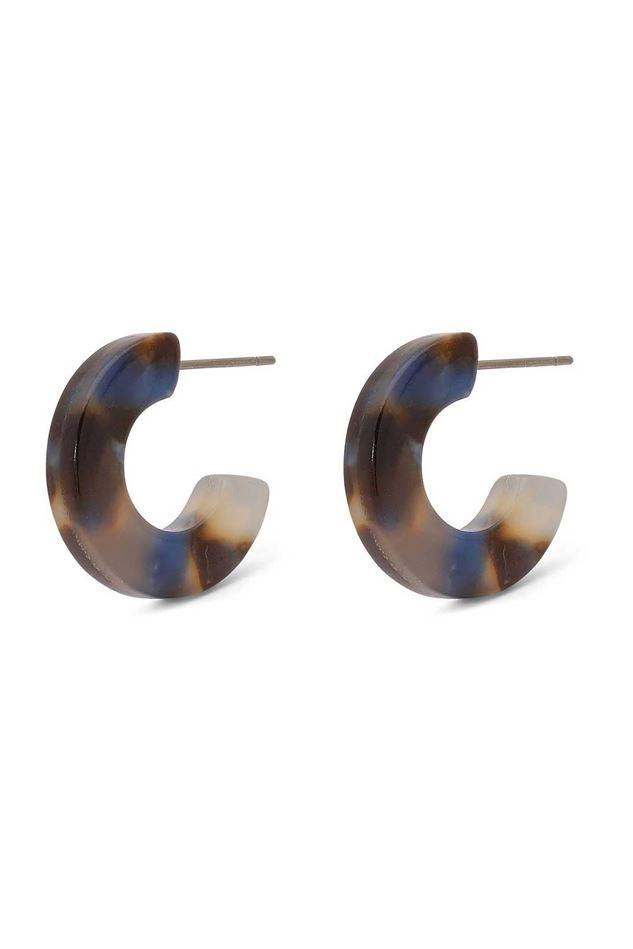Picture of Pilgrim Coro Blue Earrings