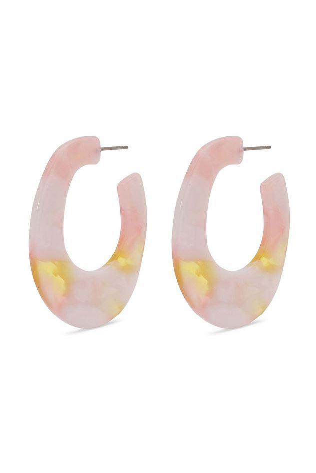 Picture of Pilgrim Haddie Pink Earrings