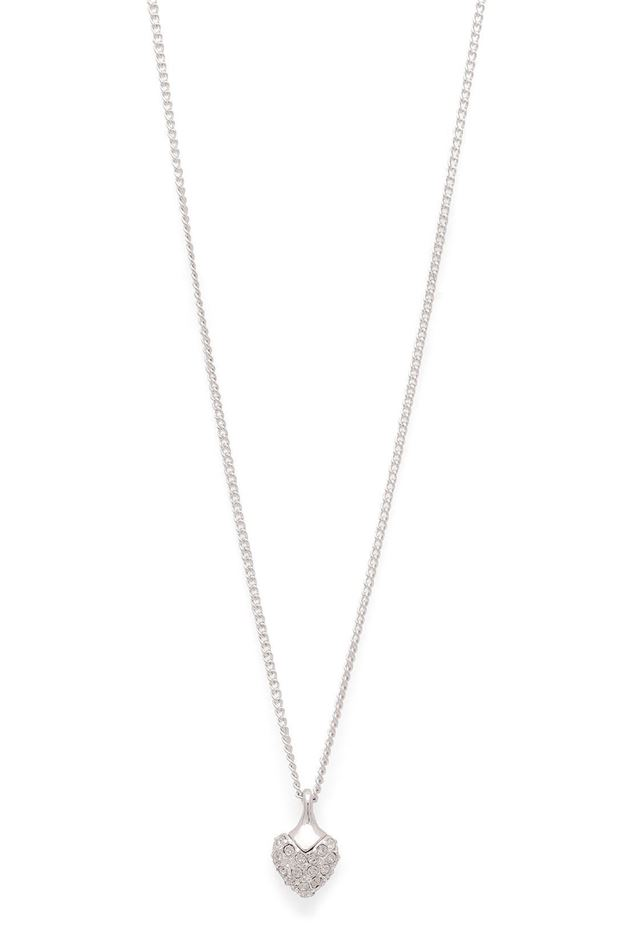 Picture of Pilgrim Eloise Silver Plated Crystal Necklace