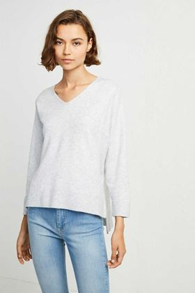 Picture of French Connection Ebba Vhari V Neck Jumper