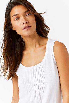Picture of White Stuff Hannah Fairtrade Jersey Vest