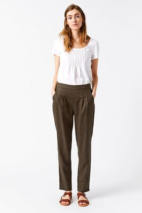 Picture of White Stuff Maison Linen Trouser