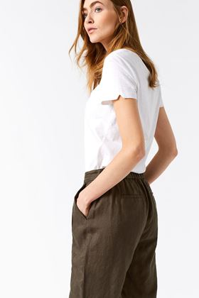 Picture of White Stuff Maison Linen Trouser