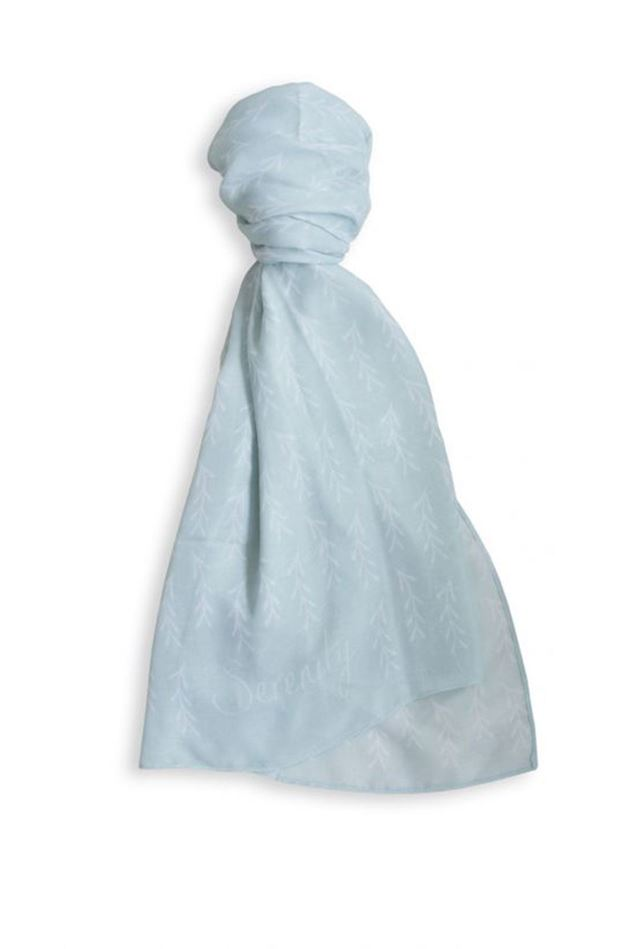 Picture of Katie Loxton Sentiment Scarf - Serenity