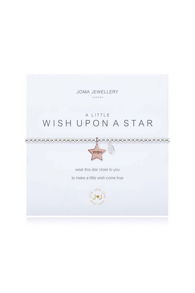 Picture of Joma Jewellery A Little Wish Upon A Star