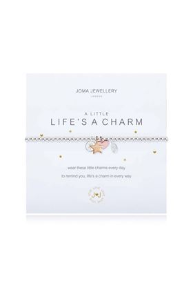 Picture of Joma Jewellery A Little Life's A Charm